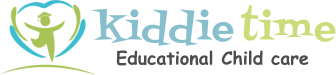 KiddieTime Educational Child care logo